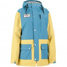AIRBLASTER WOMEN'S FREEDOM PARKA STORM BLUE