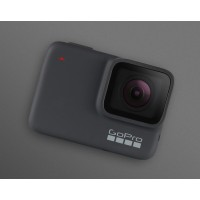 GOPRO HERO7 SILVER EDITION + FREE SD CARD
