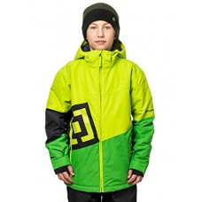 HORSEFEATHERS KIDS MEAGER JACKET LIME
