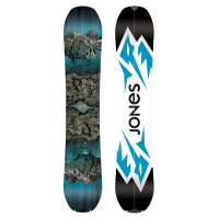 JONES MOUNTAIN TWIN SPLITBOARD 157