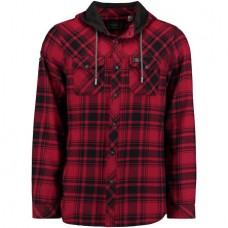 O'NEILL LM VIOLATOR HOODED FLANNEL