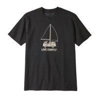 PATAGONIA M'S LIVE SIMPLY WIND POWERED