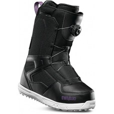 32 WOMEN'S SHIFTY BOA BLACK