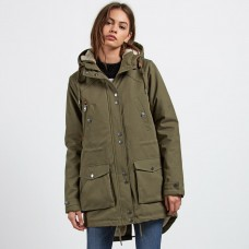 VOLCOM WMNS WALK ON BY PARKA DCA